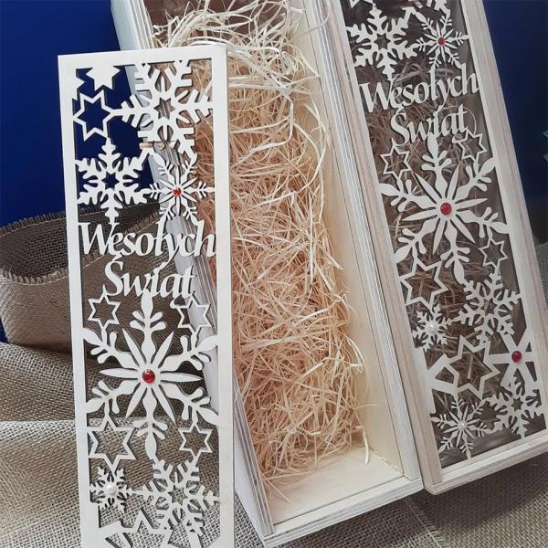 Grawer pudełka świąteczne 1