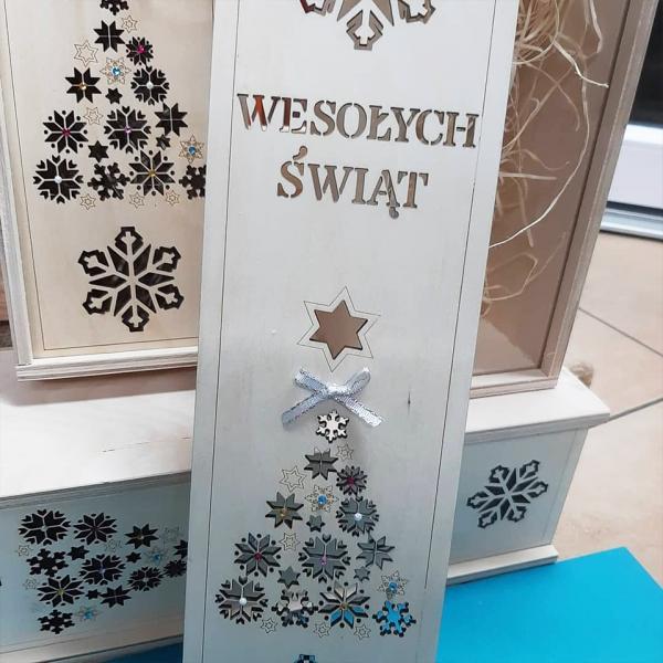 Grawer pudełka świąteczne 2