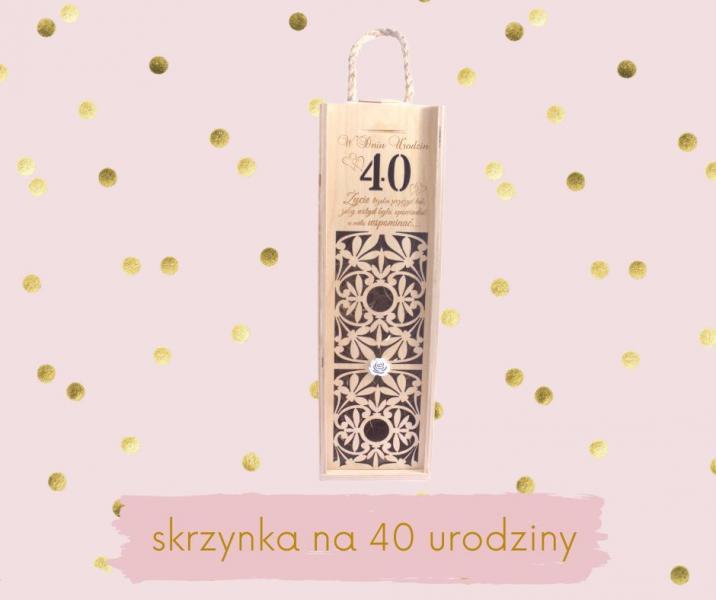 Grawer 40 urodziny